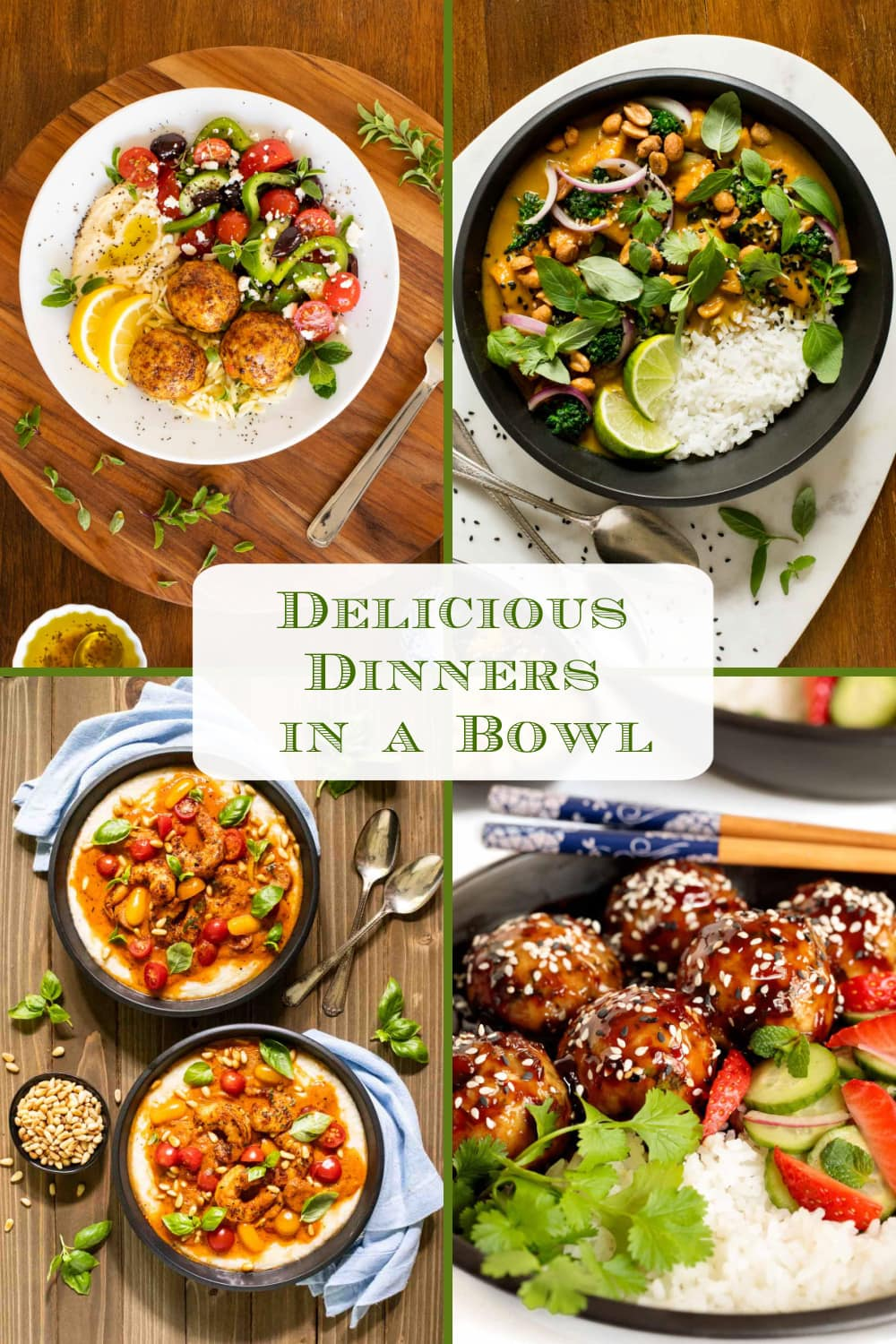 10 Delicious Dinner Ideas, All Served in a Bowl
