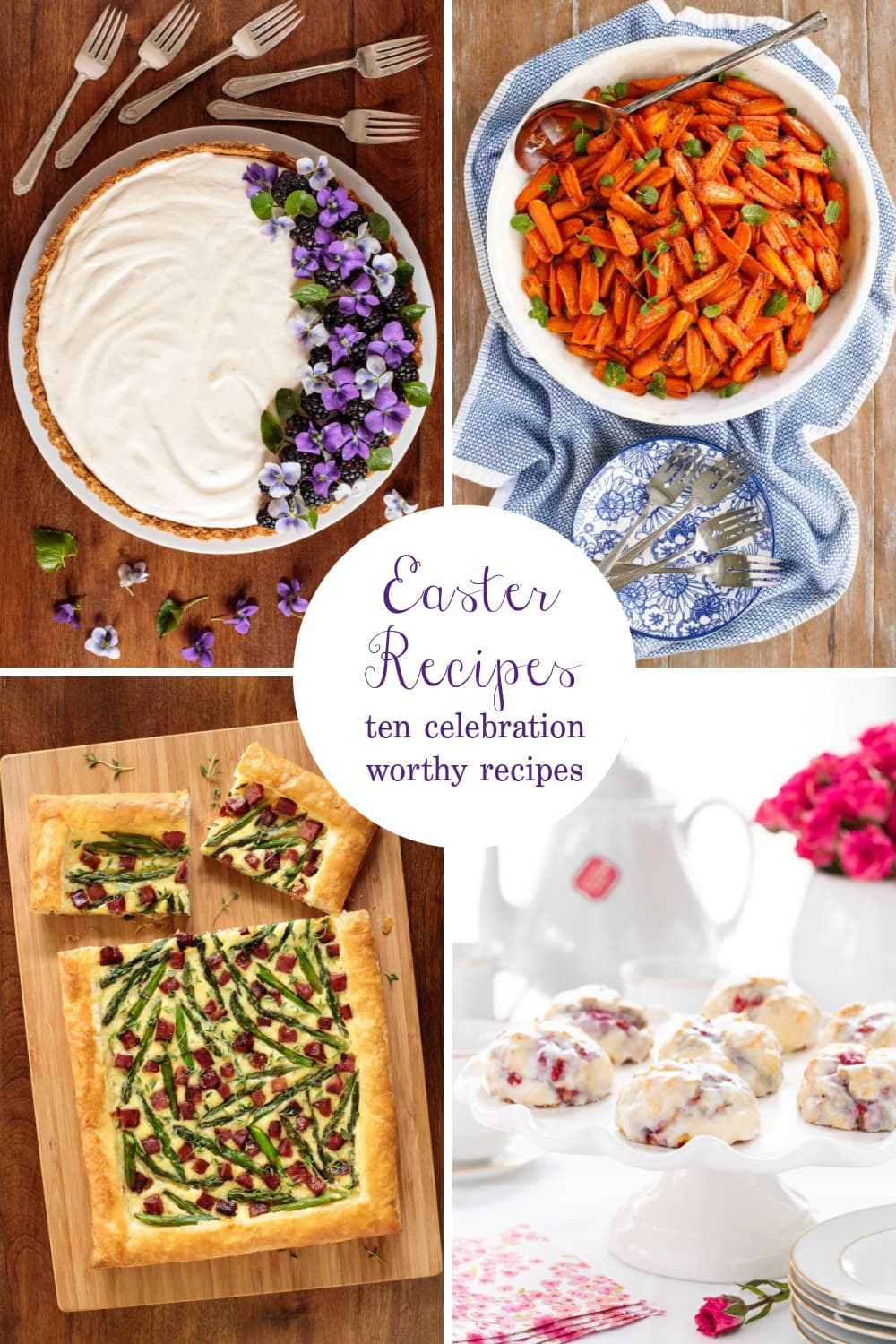 Delicious Recipes to Celebrate Easter!