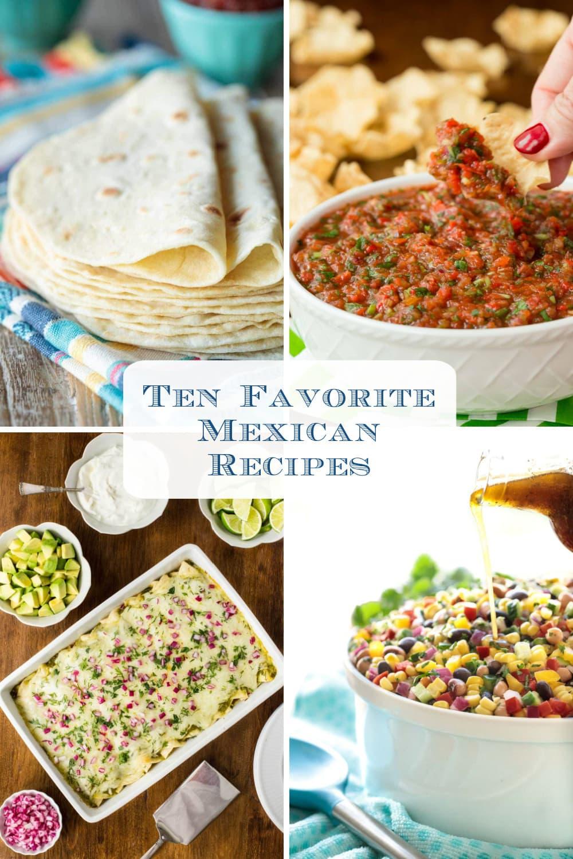10 Easy, Delicious Recipes to Celebrate Cinco de Mayo
