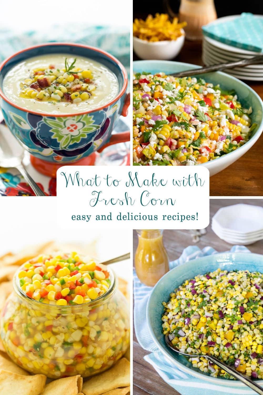 Delicious Recipes for Fresh Corn!