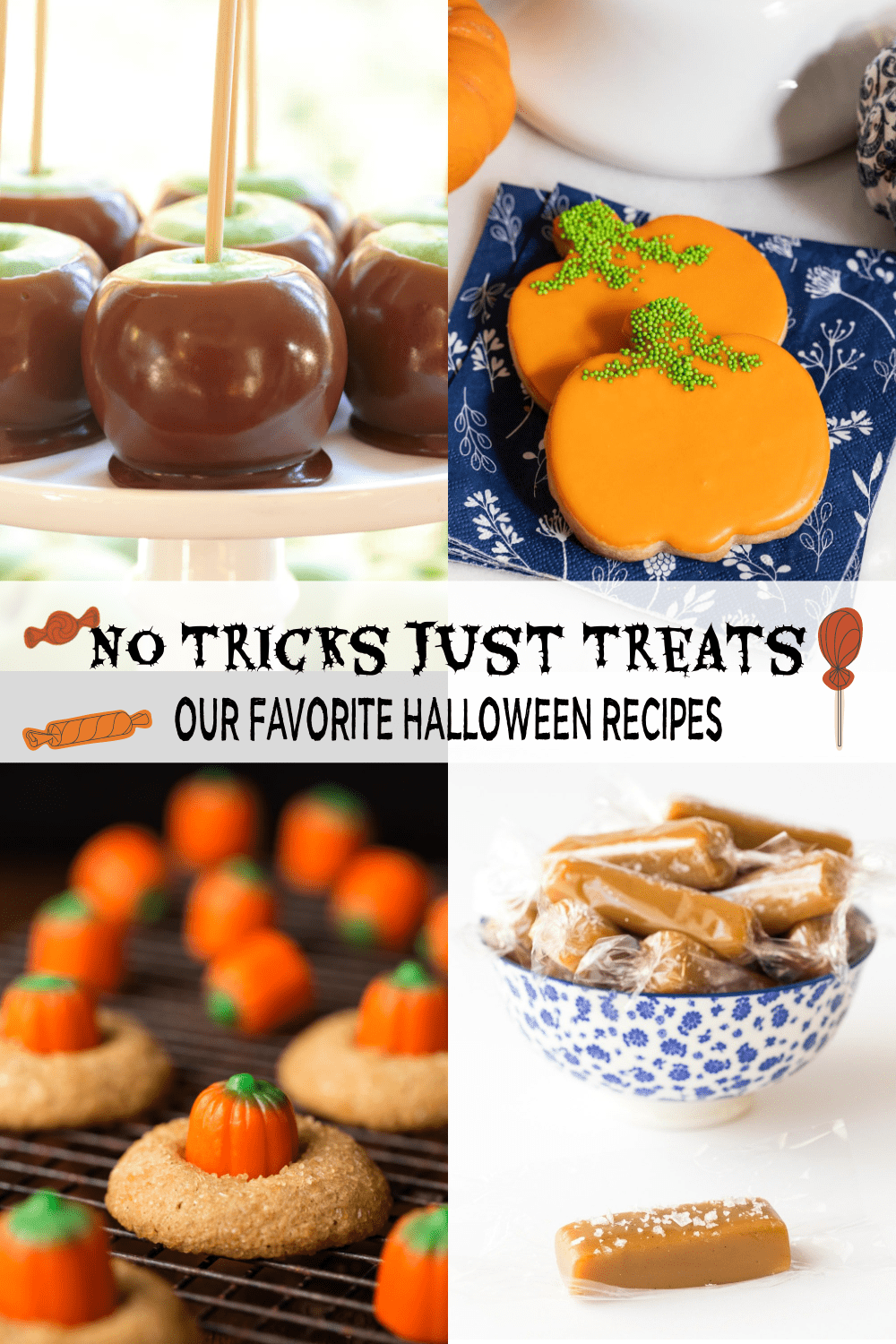 Delicious Halloween Treats for Spooks of All Ages!