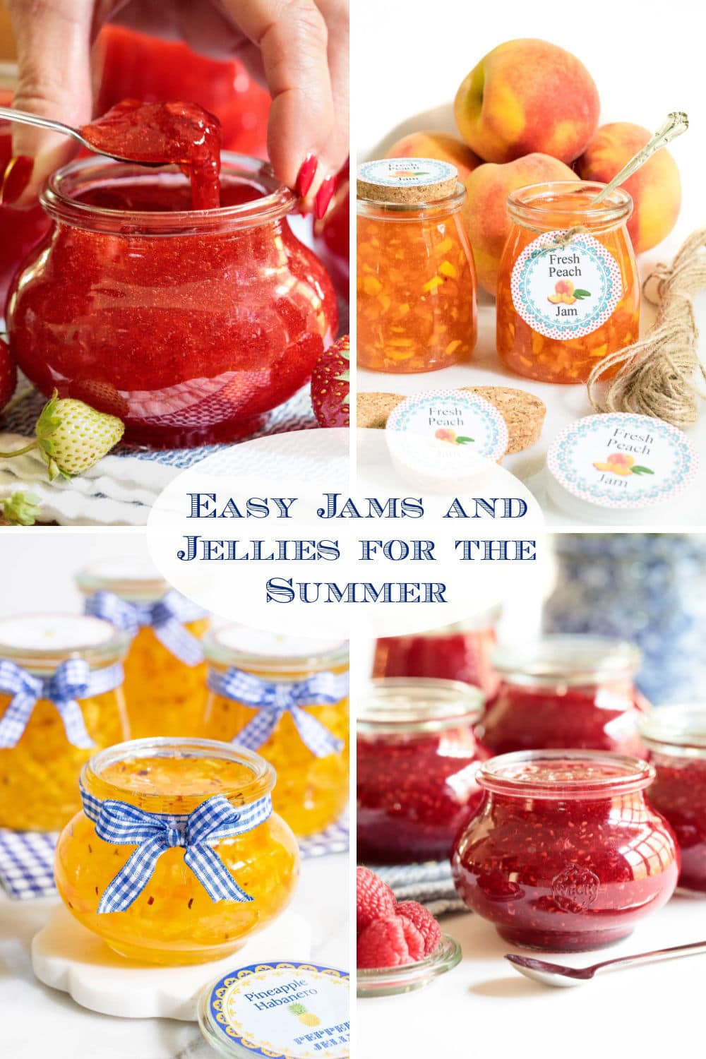 Preserve the Taste of  Summer with These Easy Jam and Jelly Recipes!