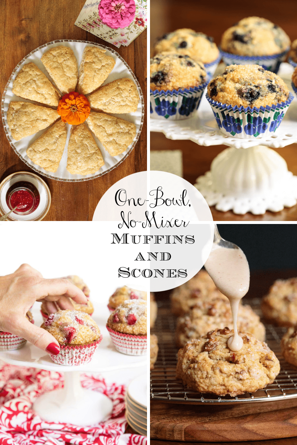 One-Bowl, No-Mixer Muffins and Scones