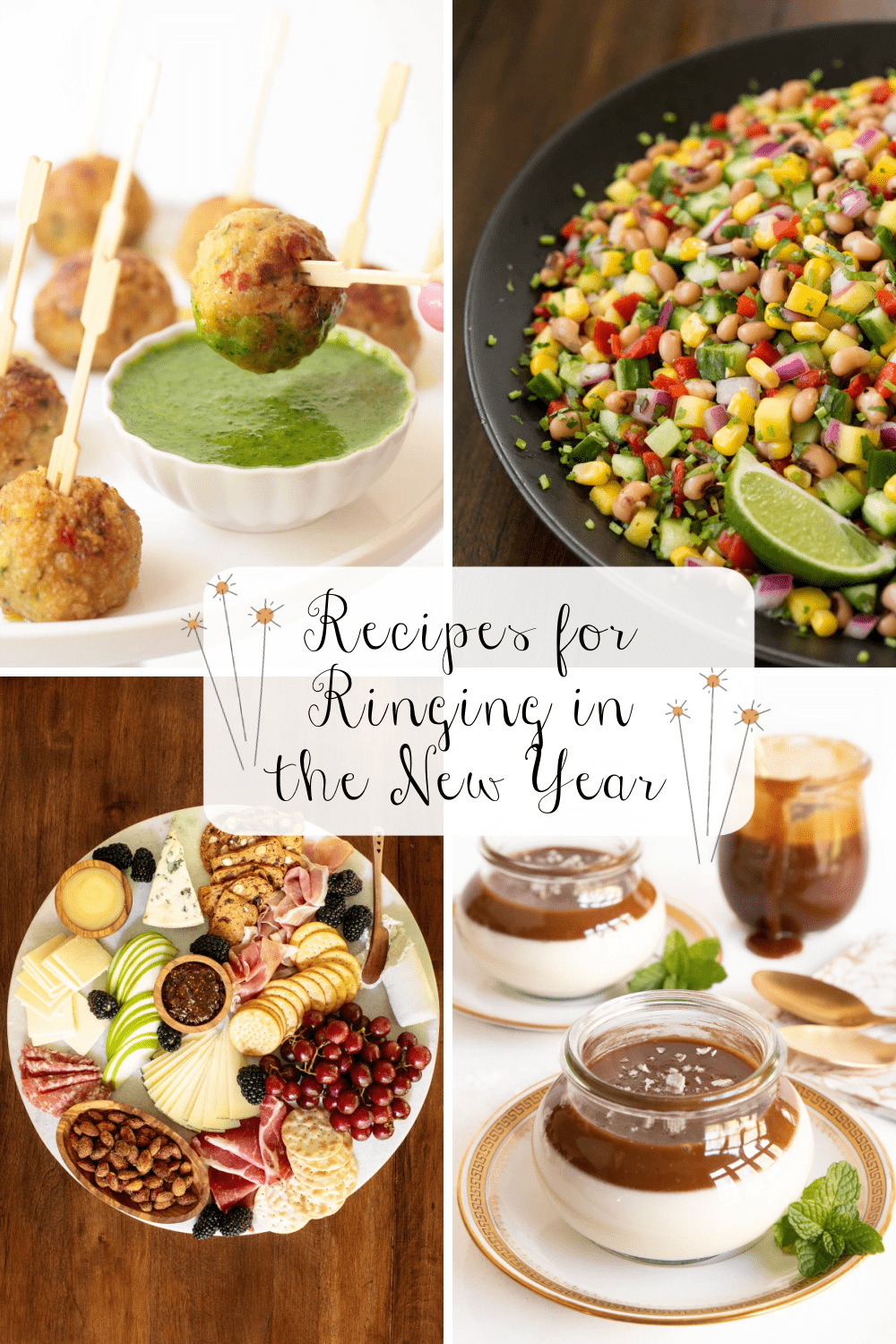 Delicious Recipes to Ring in the New Year!