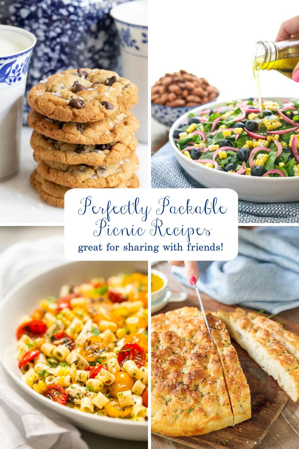 Perfectly Packable Picnic Recipes