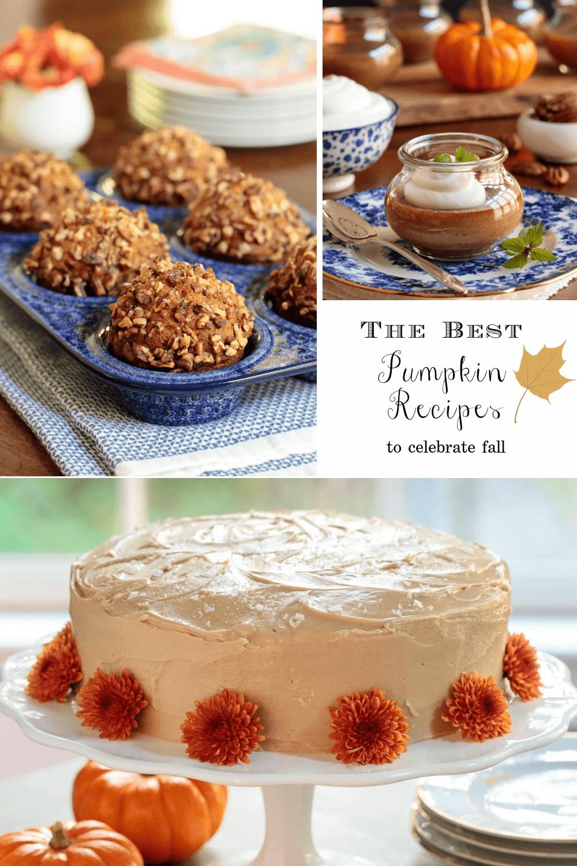 Fun, Fabulous Fall Pumpkin Recipes