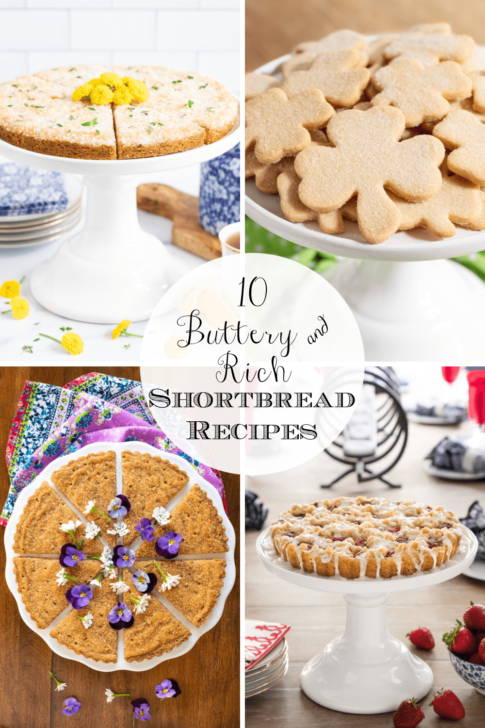 Calling All Shortbread Lovers!