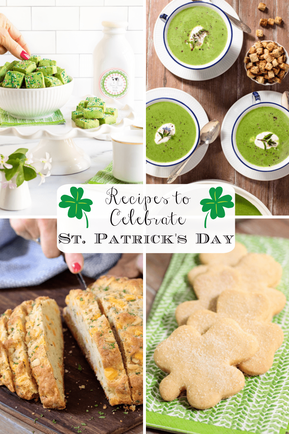 Delicious Irish-Inspired Recipes for Leprechauns of All Ages!