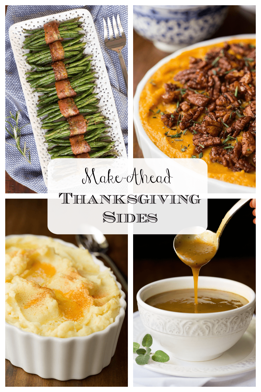 Sensational Sides for a Thanksgiving Feast!