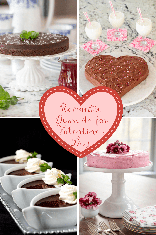 Delicious Valentine\'s Day Desserts