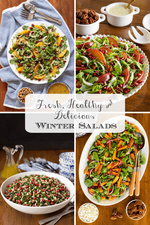 Delicious Seasonal Salads to Keep Things Fresh
